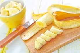 Oggi parliamo di banane: sane e nutrienti.........