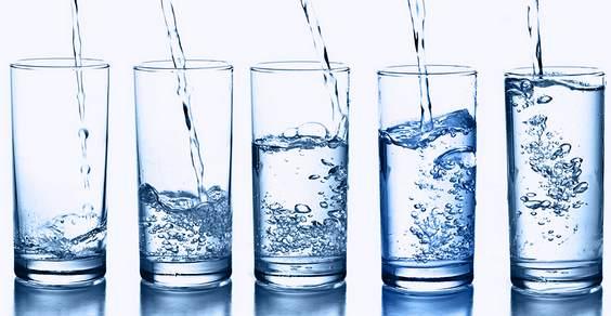 Tanta acqua ogni giorno....