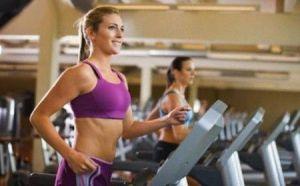 donne che fanno fitness