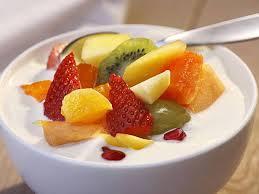 Frutta, verdura e yogurt aiutano a dimagrire...
