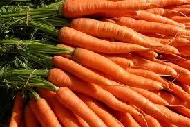 Tutte le virtù della carota...