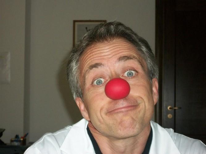 Franco Scirpo, il dottore della risata............