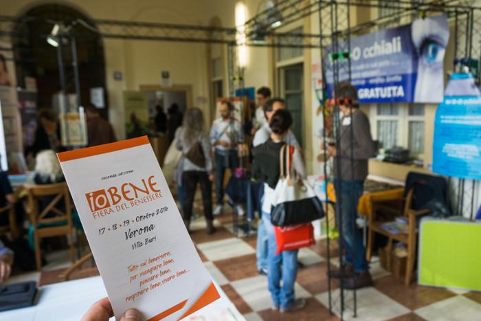Benessere a 360° a Villa Fenaroli, Rezzato – Brescia, con la terza edizione di IO BENE Fiera del Benessere...
