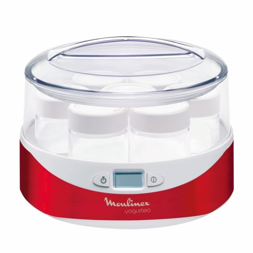 Moulinex YG2315 Yogurteo Red - Yogurtiera